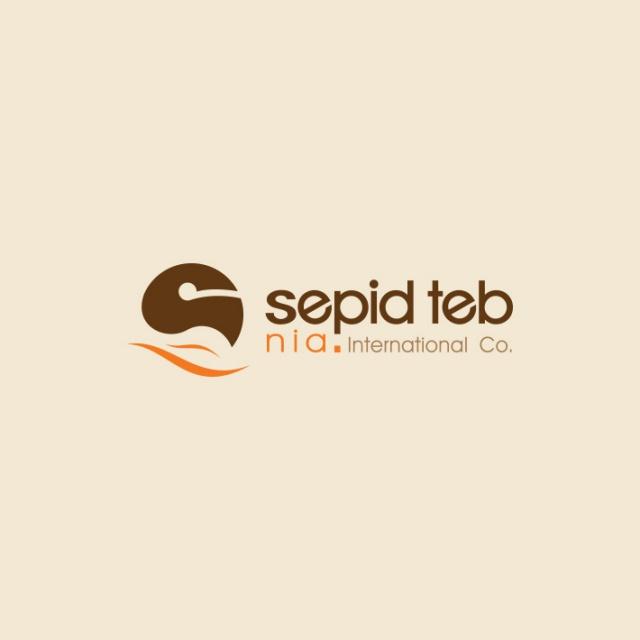 طراحی لوگو شرکت سپید طب نیا
