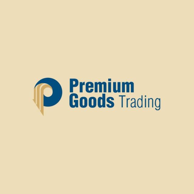 طراحی لوگو شرکت Premium Goods