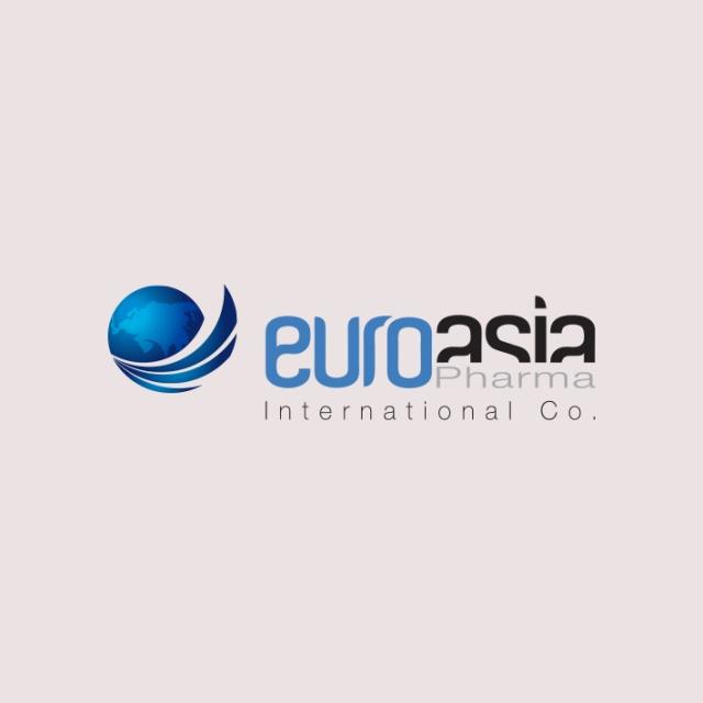 طراحی لوگو شرکت یوروشیا