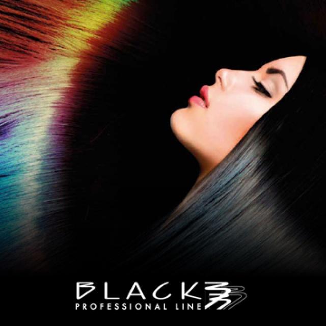 عکاسی تبلیغاتی محصولات پوست و مو Black