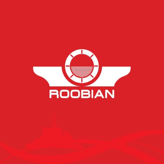 طراحی کاتالوگ شرکت روبیان